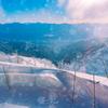続冬山登山