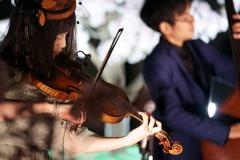 MASH弦楽団 ソラマチ ライブ (11)