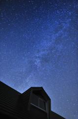 星降る窓辺