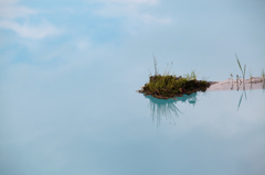 天空の小島
