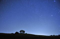 望郷の星空