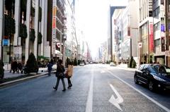 Tokyo Cityscape #16 Ginza
