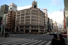Tokyo Cityscape #15 Ginza