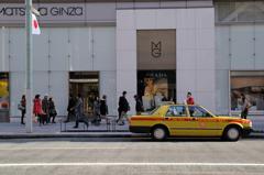 Tokyo Cityscape #14 Ginza