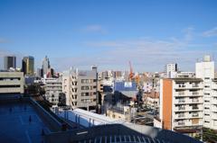 Tokyo Cityscape #17 Oshiage