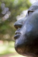 彫刻の小径にて9