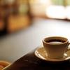 パン屋さんでコーヒータイム・・・