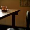 カフェの午後