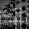 Reflection cube