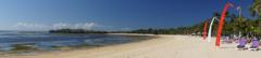 バリ島ヌサドゥアビーチ