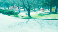 公園の世界