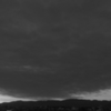 暗い私の心のような空