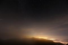 難しすぎた ペルセウス座流星群