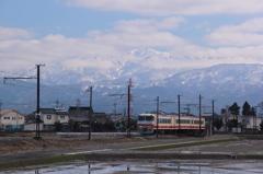 春風が吹いて~雪が溶けて