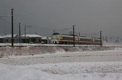 雪国列車(北陸本線)