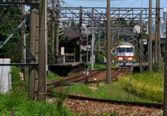 普通 電鉄富山行き
