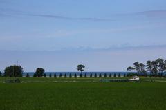 空と海と緑の大地