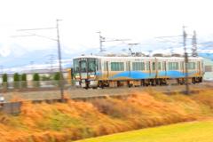 あいの風とやま鉄道~♪