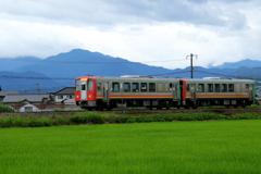 富山行き(普通電車)