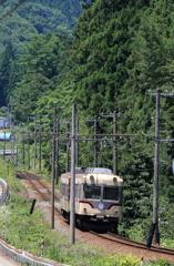 富山地鉄(ダイコン電車が走る~)