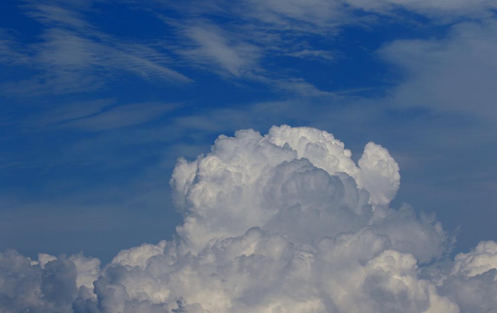 おお~い!雲よ・・・