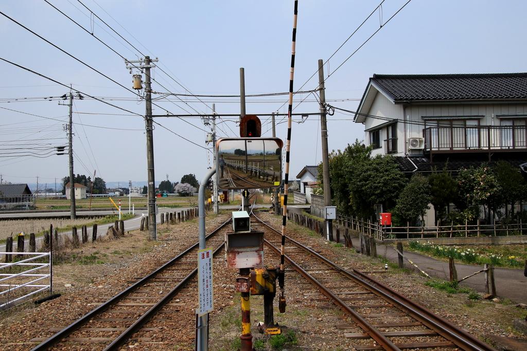 電車まだかなぁ~!