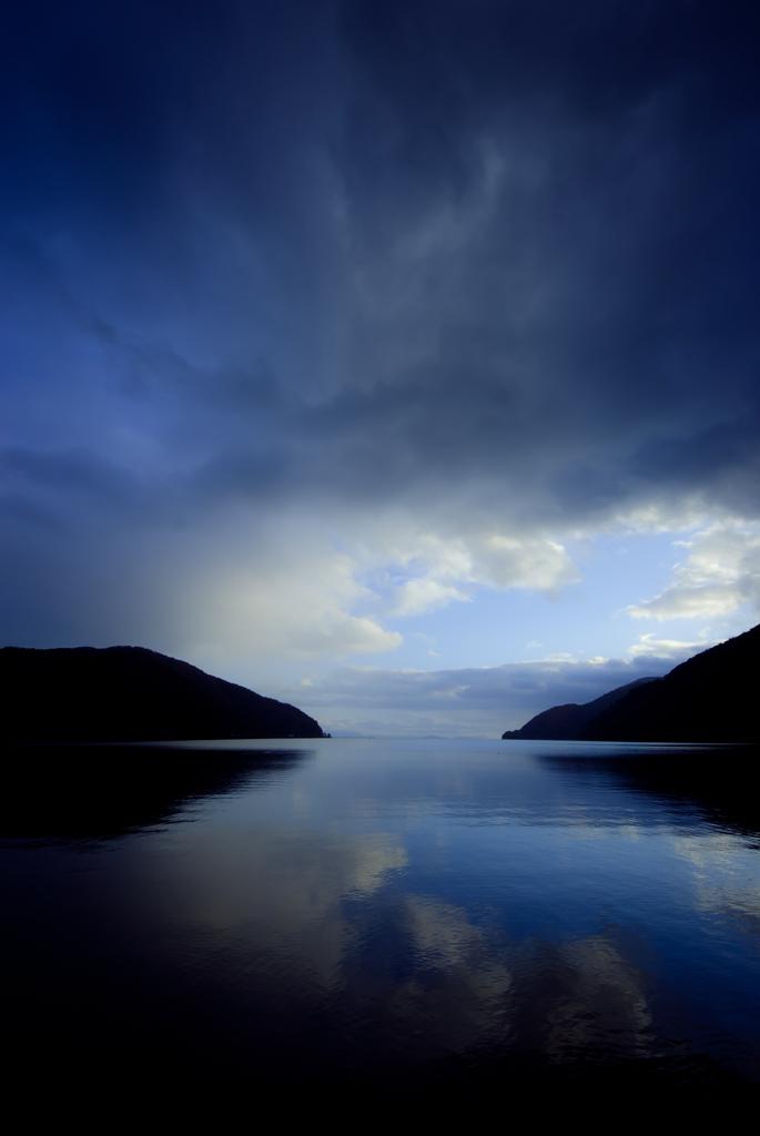 初 琵琶湖