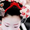 舞妓さんの髪飾り