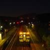 夜汽車の旅路