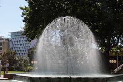 El-Alamein Memorial Fountain
