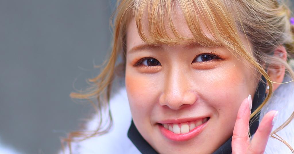 成人式 笑顔NO2