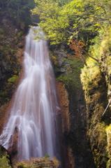 三本滝(中央の滝)