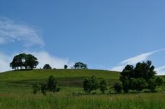 丸加高原 いつか見た青い空