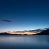 支笏湖 消える星々