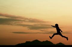 『jumping man!』