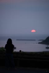 『sun-set』