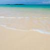 サラサラの砂浜