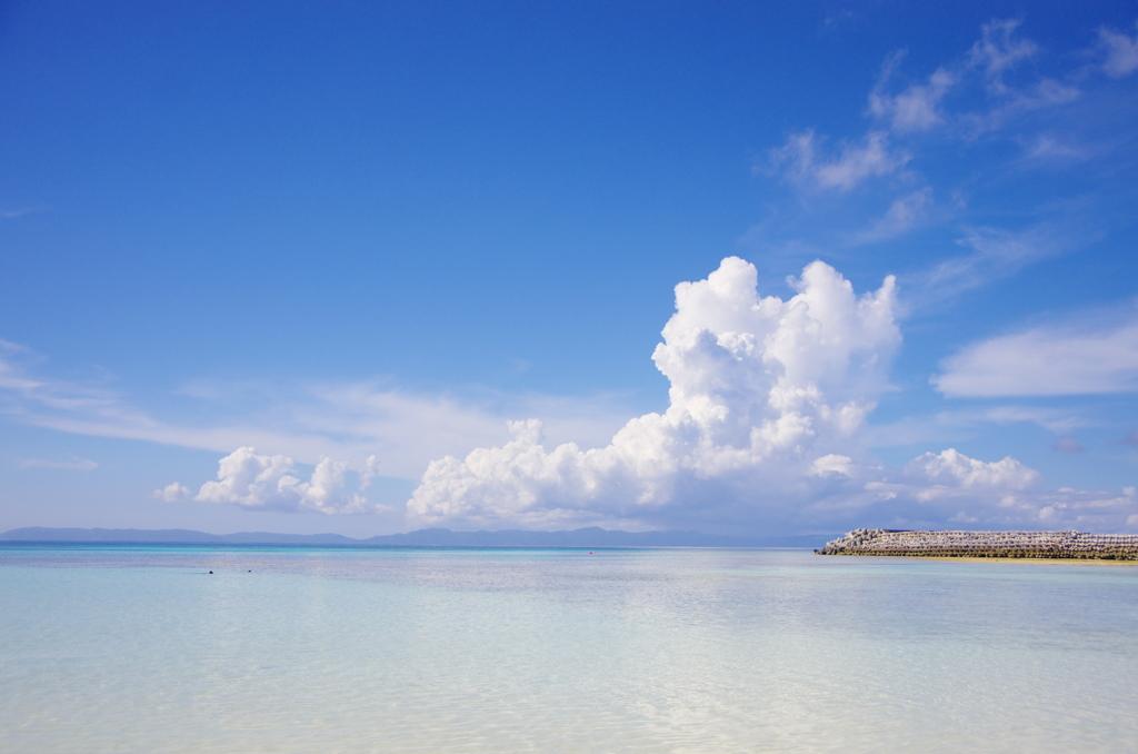 この島の空が好きなんや