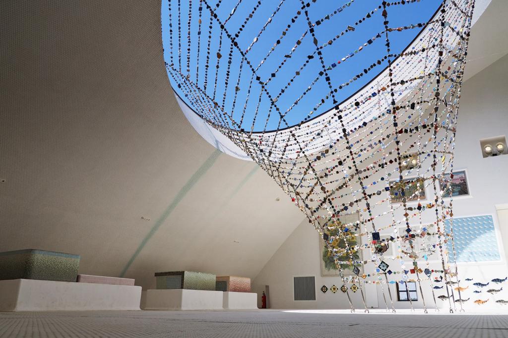 Tajimi mosaic tile museum .3