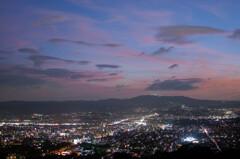 若草山夜景
