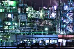 上野製薬四日市工場