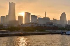 横浜〜黄昏〜