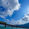 京丹後の空