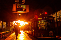 Sunset station 2