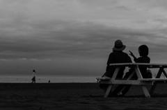 組写真「夏の終わりのハーモニー」④