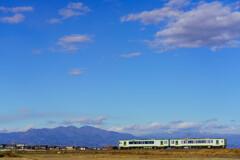名峰赤城山