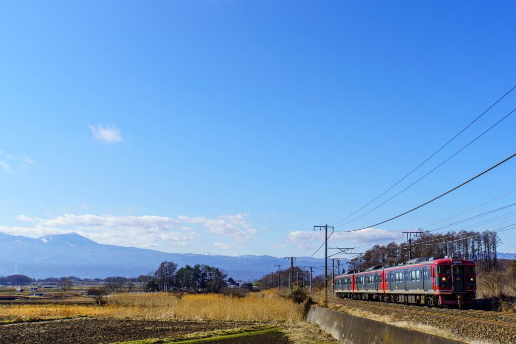 日本百名山「蓼科山」