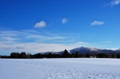 富良野の冬