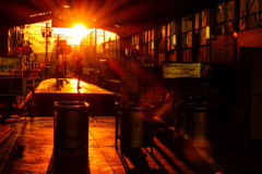 Sunset station 1
