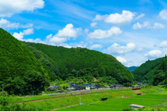 ローカル線の旅×夏